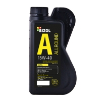 Масло моторное BIZOL 15W-40 Allround (1 л), 639, Bizol, Моторное масло