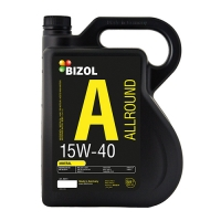 Масло моторное BIZOL 15W-40 Allround (5 л), 641, Bizol, Моторное масло