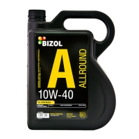 Масло моторное BIZOL 10W-40 Allround (5 л), 632, Bizol, Моторное масло