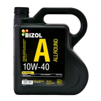 Масло моторное BIZOL 10W-40 Allround (4 л), 631, Bizol, Моторное масло