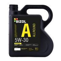 Масло моторное BIZOL 5W-30 Allround (4 л), 610, Bizol, Моторное масло
