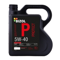 Масло моторное BIZOL 5W-40 Protect (4 л), 614, Bizol, Моторное масло