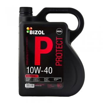 Масло моторное BIZOL 10W-40 Protect (5 л)