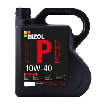 Масло моторное BIZOL 10W-40 Protect (4 л)