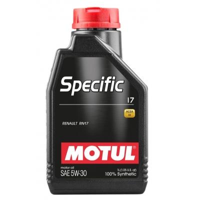 Motul выпускает новое масло для автомобилей Renault