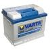 Аккумулятор VARTA 6СТ-60 Blue Dynamic D24 Евро (плюс справа)