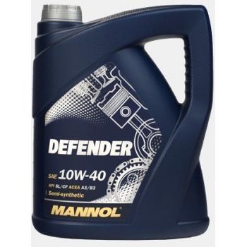 Масло моторное Mannol 10W-40 Defender (4 л)