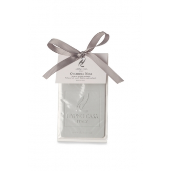 Автомобильный парфюм-пластина HYPNO CASA ORCHIDEA NERA
