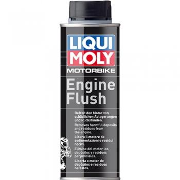 Промывка двигателей мотоциклов Liqui Moly Motorbike Engine Flush (0,25 л)