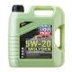Синтетическое моторное масло Liqui Moly 5W-20 Molygen New Generation (4 л)