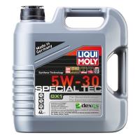 Моторное масло Liqui Moly 5W-30 Special Tec DX1 (4 л), 6898, Liqui Moly, Моторное масло