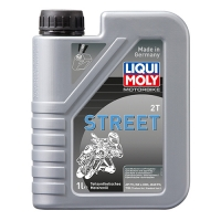 Масло для 2-тактных двигателей Motorbike 2T Street (1 л), 791, Liqui Moly, Мото программа