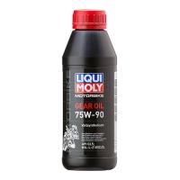 Трансмиссионное масло Liqui Moly Motorbike Gear Oil SAE 75W-90 (0,5 л), 794, Liqui Moly, Мото программа