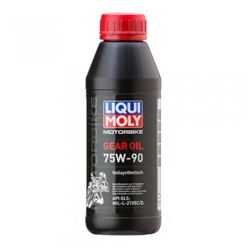 Трансмиссионное масло Liqui Moly Motorbike Gear Oil SAE 75W-90 (0,5 л)