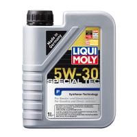 Синтетическое моторное масло Liqui Moly 5W-30 Special Tec F (1 л), 2731, Liqui Moly, Моторное масло