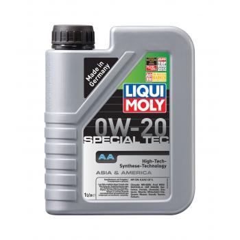 Синтетическое моторное масло Liqui Moly 0W-20 Special Tec AA (1 л)