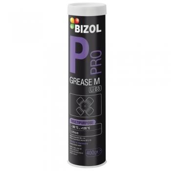 Смазка для крестовин и подшипников Bizol Pro Grease M Li 03 Multipurpose (0,4 кг)