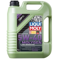 Масло моторное Liqui Moly 5W-40 Molygen New Generation (5 л), 2721, Liqui Moly, Моторное масло