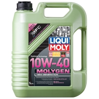 Масло моторное Liqui Moly 10W-40 Molygen New Generation (5 л), 2722, Liqui Moly, Моторное масло