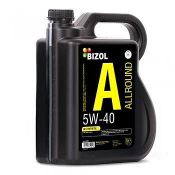 Масло моторное BIZOL 5W-40 Allround (5 л)