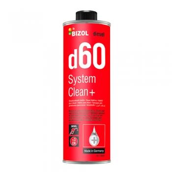 Очиститель дизельной топливной системы BIZOL Diesel System Clean+ d60 (0,25 л)