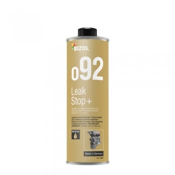Присадка для устранения течи и расхода моторного масла BIZOL  Leak Stop+ o92 (0,25 л)