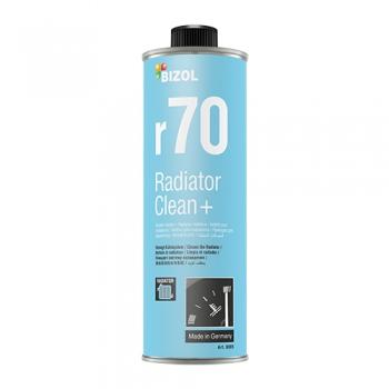Промывка системы охлаждения BIZOL Radiator Clean+ r70 (0,25 л)