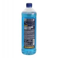 Жидкость незамерзающая (концентрат) -70С Mannol Scheiben-Reiniger -70 °C (1 л), 2071, Mannol, Жидкость стеклоомывателя