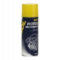Очиститель моторного отсека (аэрозоль) Mannol Motor Kaltreiniger (0,45 л), 2078, Mannol, Очистители