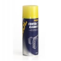 Очиститель электроконтактов Mannol Contact Cleaner (0,45 л), 2085, Mannol, Сервисные смазки и пасты