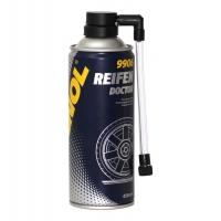 """Герметик для шин """"Антипрокол"""" Mannol Reifen Doctor (0,45 л)"""