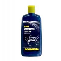 Полироль сохраняющий блеск Mannol Polirol Teflon (0,5 л), 2087, Mannol, Для кузова