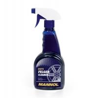 Очиститель колёсных дисков Mannol Felgen Cleaner (0,5 л), 2076, Mannol, Для шин и дисков
