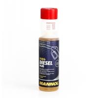 Комплексная присадка в дизельное топливо Mannol Diesel Plus (0,25 л), 2002, Mannol, Присадки