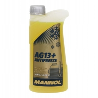 Антифриз Mannol AG13+ Advanced Antifreeze -40°C (1 л)