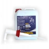 Гель для очистки рук Mannol Automaster Hand Gel (5 л), 2069, Mannol, Сервисные смазки и пасты