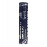 Смазка для ШРУС Mannol EP-2 Multi-MoS2 Grease (0,4 кг), 2012, Mannol, Консистентные смазки