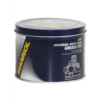 Смазка для ШРУС Mannol EP-2 Multi-MoS2 Grease (0,8 кг), 2013, Mannol, Консистентные смазки