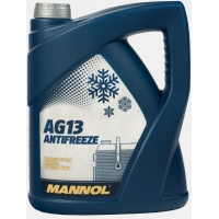 Антифриз Mannol Hightec Antifreeze AG13 -80°C (5 л)