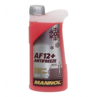 Антифриз Mannol Longlife Antifreeze AF12+ -40°C (1 л)