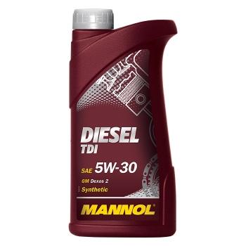 Масло моторное Mannol 5W-30 Diesel TDI (1 л)