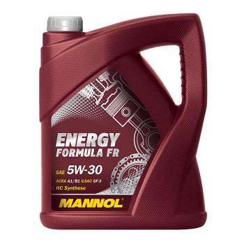 Масло моторное Mannol 5W-30 Energy Formula FR Ford (5 л)