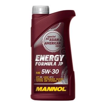 Масло моторное Mannol 5W-30 Energy Formula JP (1 л)