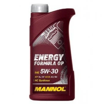 Масло моторное Mannol 5W-30 Energy Formula OP Opel (1 л)