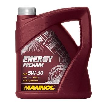 Масло моторное Mannol 5W-30 Energy Premium (4 л)