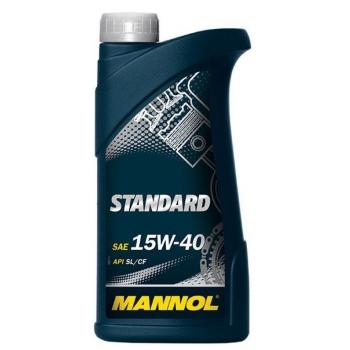 Масло моторное Mannol 15W-40 Standard (1 л)