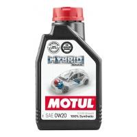 Моторное масло Motul Hybrid 0W-20 (1 л), 4586, Motul, Моторное масло