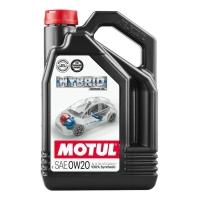 Моторное масло Motul Hybrid 0W-20 (4 л), 4587, Motul, Моторное масло