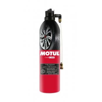 Средство для ремонта и подкачки всех типов шин Motul Tyre Repair (500 мл)