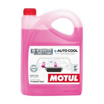 Антифриз Motul E-Auto Cool -37°C  (5 л)